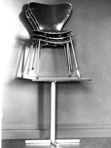 chaise, autorité