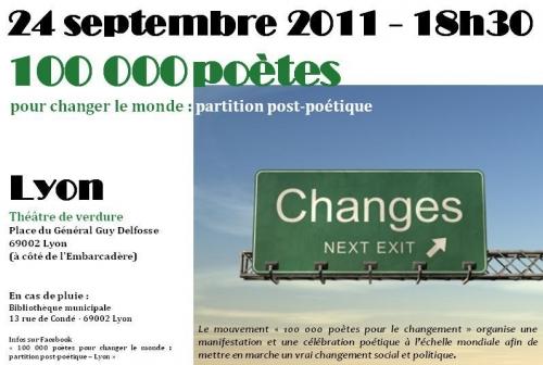 100000 poètes