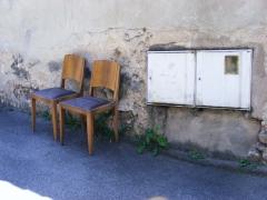 chaise, chaise électrique
