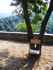 oeil, chaise